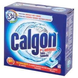 3w1 Tabletki do pralek przeciw osadzaniu się kamienia  (15 prań)