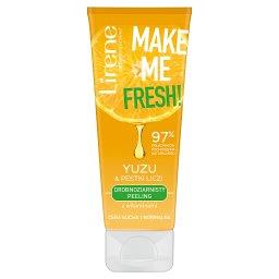Make Me Fresh! Drobnoziarnisty peeling yuzu & pestki...