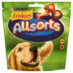 Allsorts Uzupełniająca karma dla dorosłych psów