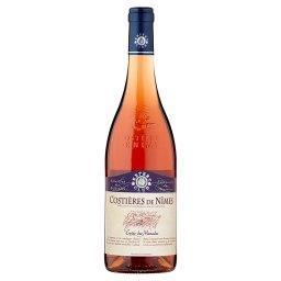Costières de Nîmes Wino różowe wytrawne francuskie