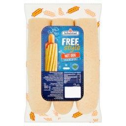 Free Style Bułki pszenne do hot dogów w stylu francuskim 180 g