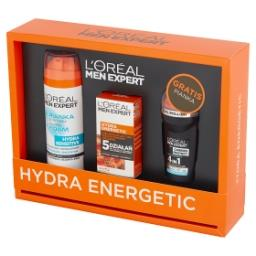Men Expert Hydra Energetic Zestaw kosmetyków