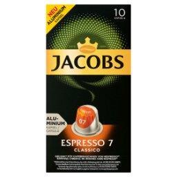 Espresso Classico Kawa mielona w kapsułkach  (10 sztuk)