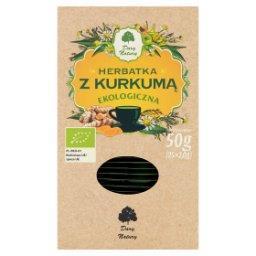 Ekologiczna herbatka z kurkumą 50 g