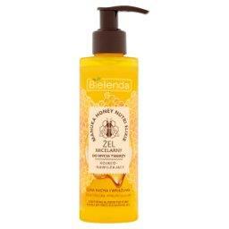 Manuka Honey Nutri Elixir Żel micelarny do mycia twarzy kojąco-nawilżający