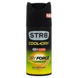 Cool + Dry Dry Force Antyperspiracyjny dezodorant w aerozolu