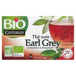 Bio Earl Grey Herbata czarna