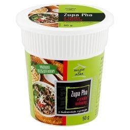 Zupa Pho o smaku wołowiny