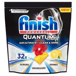 Quantum Ultimate Lemon Tabletki do mycia naczyń w zm...