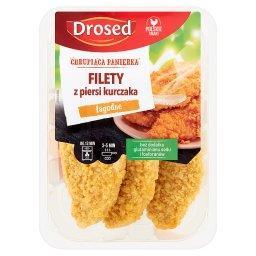 Filety z piersi kurczaka łagodne