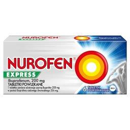 Express 200 mg Tabletki powlekane 6 sztuk