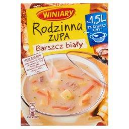 Rodzinna zupa Barszcz biały