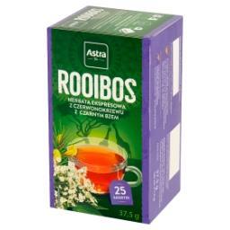 Herbata ekspresowa Rooibos z czarnym bzem 37,5 g ()