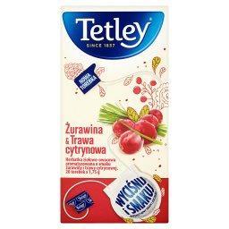 Żurawina & Trawa cytrynowa Herbatka ziołowo-owocowa 35 g (20 torebek)