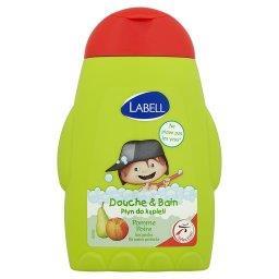 Płyn do kąpieli dla dzieci jabłko-gruszka