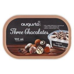 Three Chocolates Lody