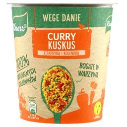 Wege Danie curry kuskus