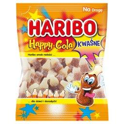 Happy-Cola Kwaśne żelki o smaku coli