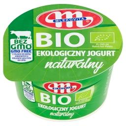 BIO Ekologiczny jogurt naturalny