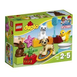 Klocki Lego Duplo Town Zwierzątka domowe 10838