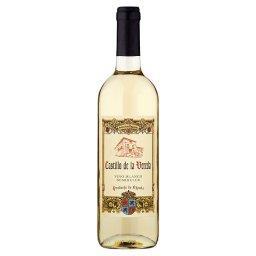 Wino białe półsłodkie hiszpańskie