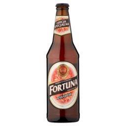 Piwo o smaku rabarbaru z naturalnym sokiem owocowym