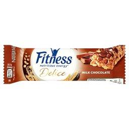 Fitness Delice Milk Chocolate Batonik zbożowy