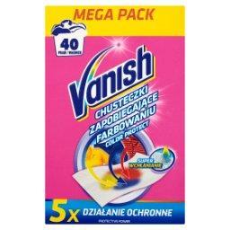 Color Protect Chusteczki zapobiegające farbowaniu 40 prań (20 sztuk)