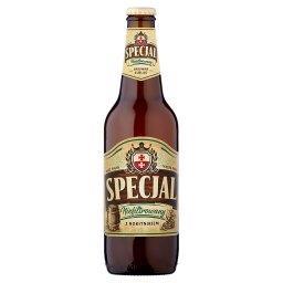 Niefiltrowany Piwo jasne