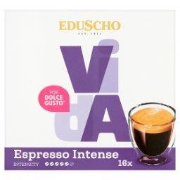 Vida Espresso Intense Kawa mielona w kapsułkach 112 g