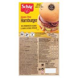 Bezglutenowe bułeczki hamburgerowe 300 g (4 sztuki)
