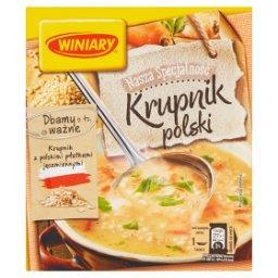 Nasza specjalność Krupnik polski