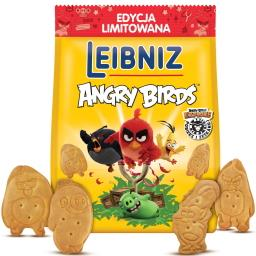 Angry Birds Herbatniki maślane