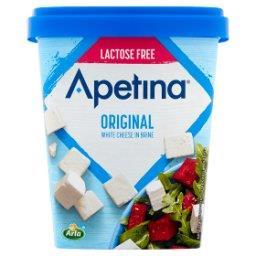 Apetina Bez laktozy Ser w kostkach 200 g