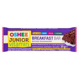 Junior Vitamin Batonik śniadaniowy