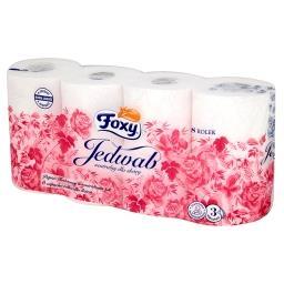 Jedwab Papier toaletowy 8 rolek