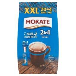 2in1 Classic Rozpuszczalny napój kawowy w proszku 336 g