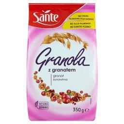 Granola granat-jagoda