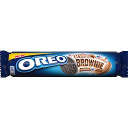 Bolachas brownie tubo
