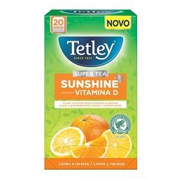 Super tea laranja e limão