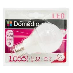 Lâmpada LED Formato Clássico 10W E27 220-240V