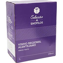 Vinho Regional Alentejano Tinto |BIB
