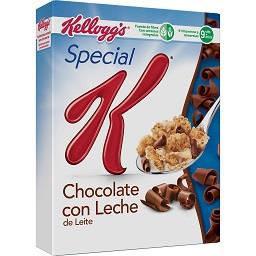 Special k chocolate leite