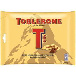 Toblerone leite tiny mini