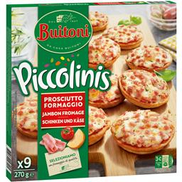 Buitoni picn ham cheese 10(9x30g) xm
