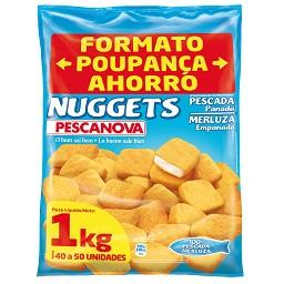 Nuggets pescada panada