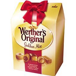 Caramelos Golden Mix
