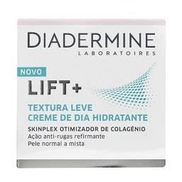 Creme Hidratante de Dia Anti-Rugas p/ Pele Normal a ...