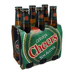 Cerveja sem álcool