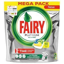 Detergente para máquina de loiça Platinum